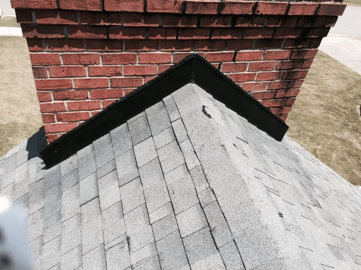 Roof Repair in Fayetteville, Georgia - After Photo