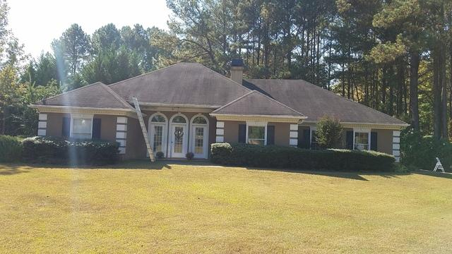 Roof Replacement Project in Newnan, GA