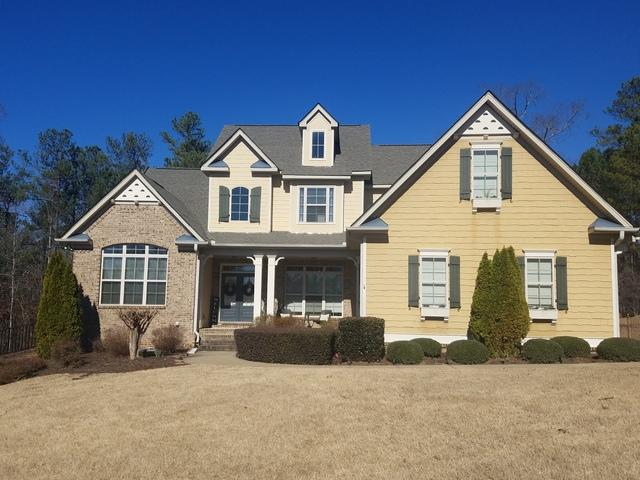 Roofing Shingle Replacement in Palmetto, GA
