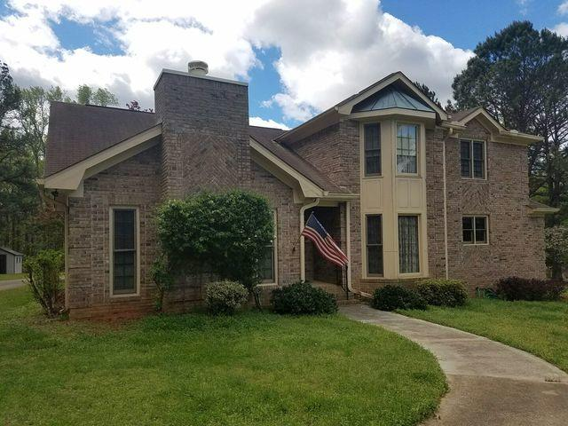 Roof Replacement in Fayetteville, GA