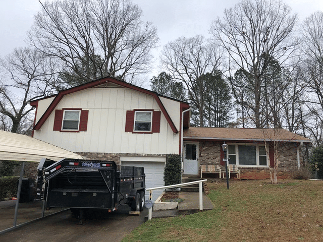 Roof Replacement in Riverdale, Georgia