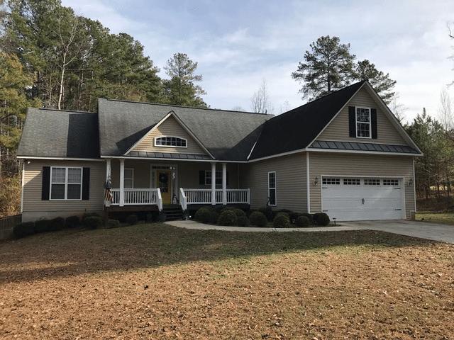 Roof Replacement in Newnan, Georgia