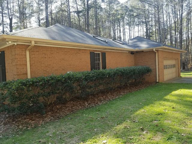 Gutter, Soffit & Fascia Repair in Fayetteville, Georgia