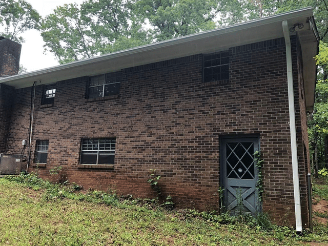 Gutter Replacement in Stockbridge, Georgia - After Photo