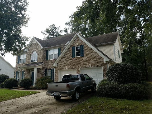 Roof Replacement Covered by Insurance in McDonough, Georgia