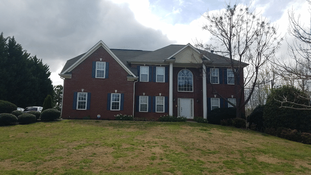 Roof Replacement in Fayetteville, Georgia
