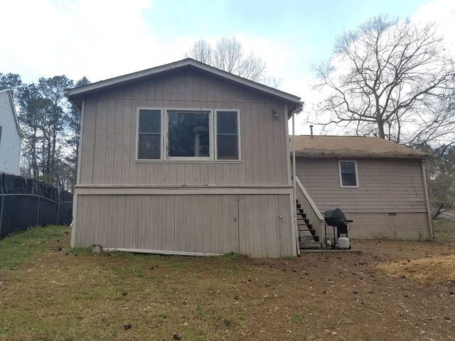 Maintenance Free Exterior Updates for Couple in Jonesboro, GA