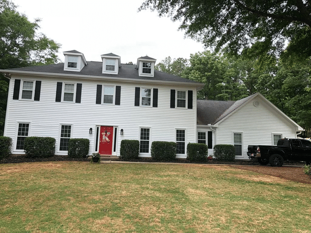 Vinyl Siding & Window Replacement in Lagrange, GA