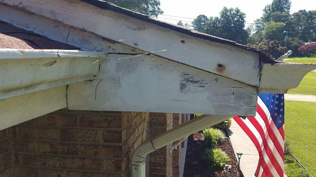 Soffit, Fascia and Gutter Replacement in Fayetteville, GA