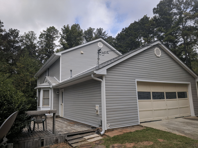 Vinyl Siding Replacement in Fayetteville, GA