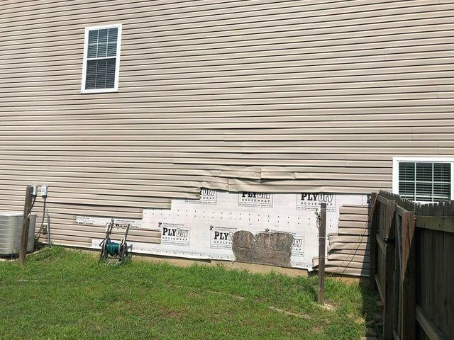 Siding Repair in Hampton, GA