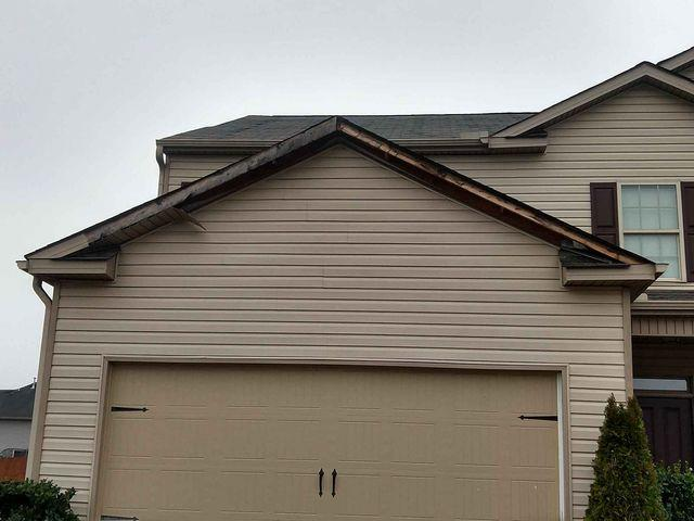 Soffit Repair in Ellenwood, GA