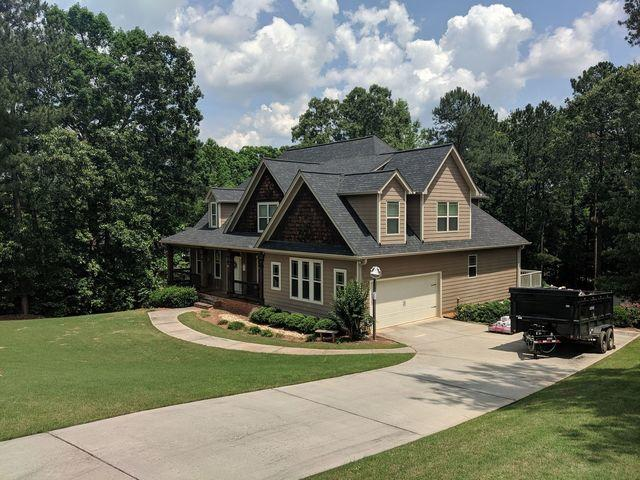 Roof Replacement & Gutters in Newnan, GA