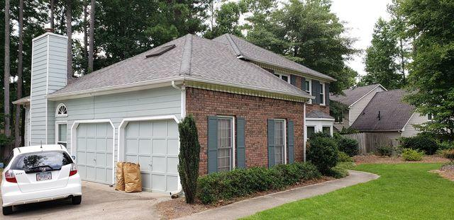 Properly Functioning Gutter System in Peachtree City, GA