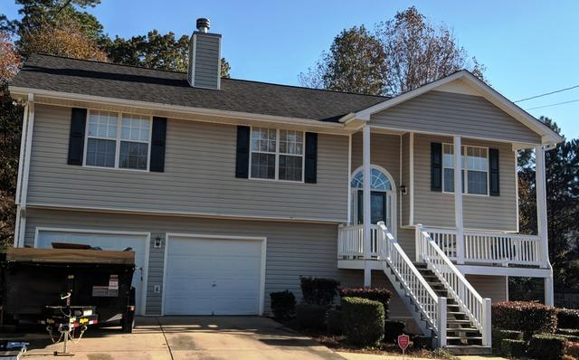 Roof Replacement in Palmetto, GA