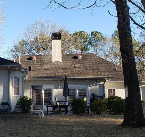 Roof Repair in Peachtree City, GA