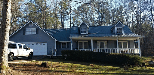 Roof Replacement & Gutter Install in Newnan, GA