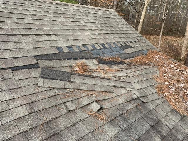 Roof replacement in Douglasville, GA