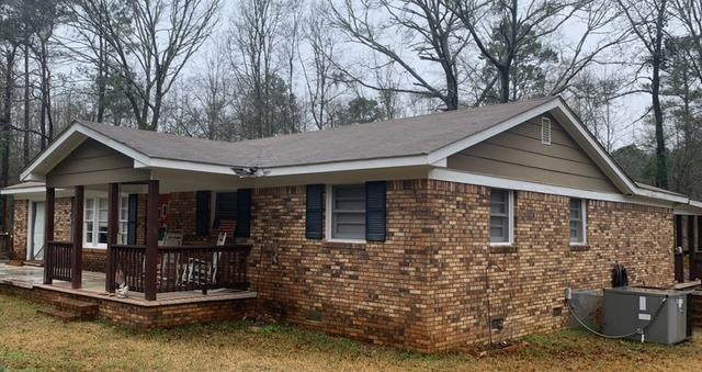 Roof replacement and fascia/soffit repairs in Five Points, GA
