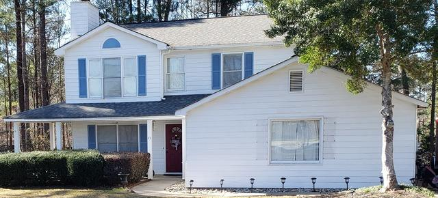 Gutters and Window Replacement in Newnan, GA - Before Photo