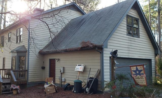 Siding, gutters and LeaFree in Fayetteville, GA