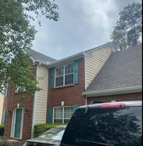 Roof and gutter replacement in Marietta, GA