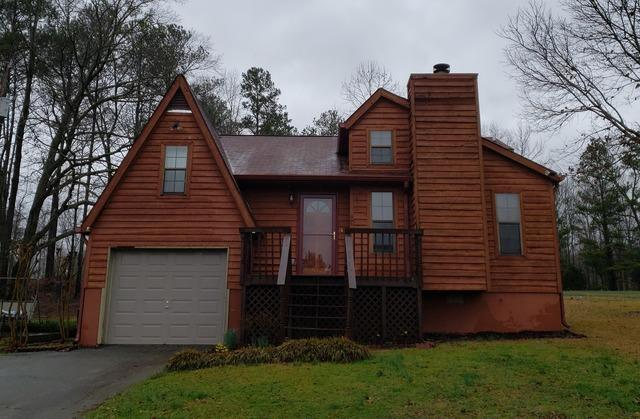 Siding, window, and gutter replacement in Moreland, GA