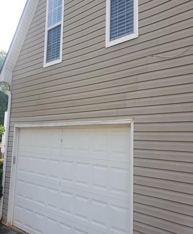 Siding repair in Decatur, GA
