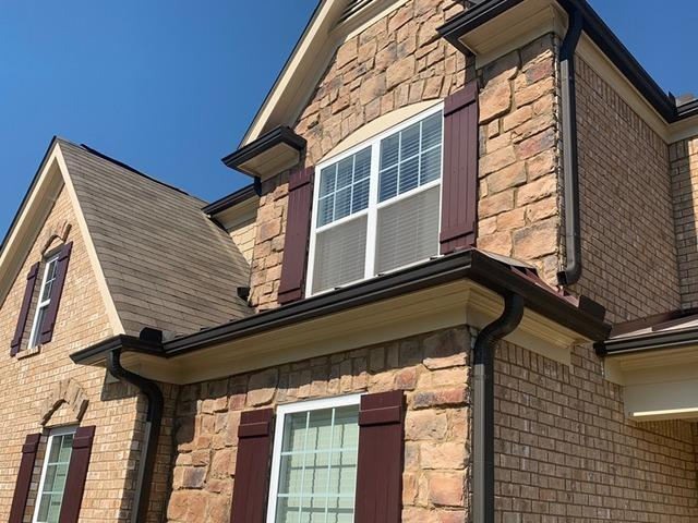 Gutter installation in Fayetteville, GA