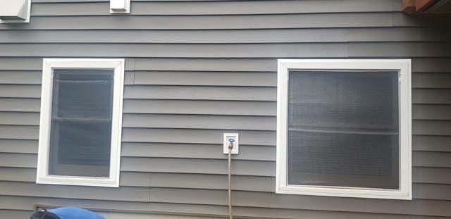 Siding repair in Winston, GA
