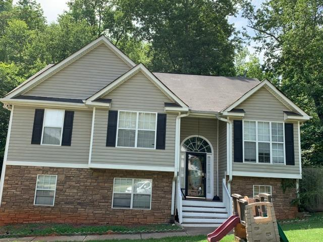 Roof replacement in McDonough, GA