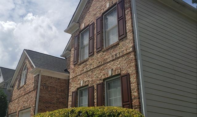 Roof replacement in Fairburn, GA