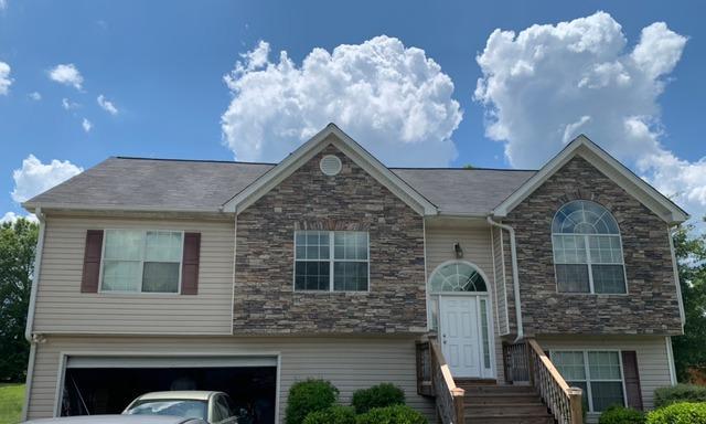 Roof replacement in Hampton, GA