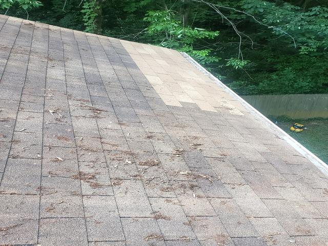 Roof and soffit repair in Atlanta, GA