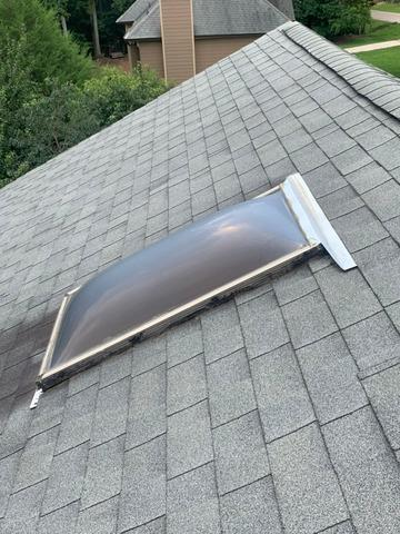 Skylight replacement in Fayetteville, GA