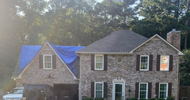 Roof replacement in Peachtree City, GA