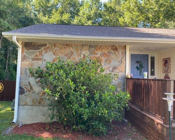 Exterior painting in Newnan, GA