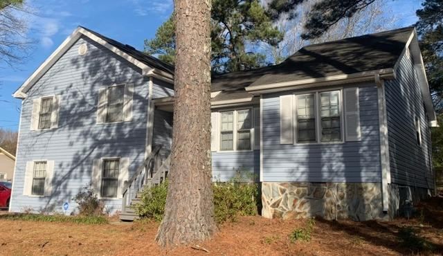 Roof and gutter replacement in Villa Rica, GA