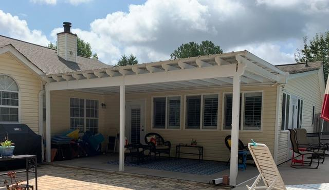 Additional gutters installed in Newnan, GA