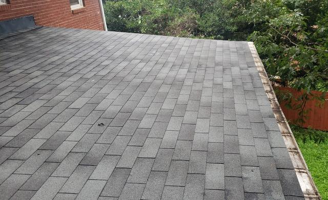 Partial roof replacement in Atlanta, GA