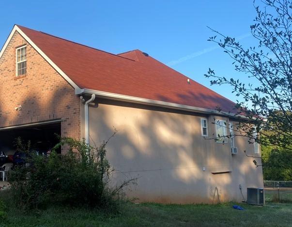 Storm damage repairs in Locust Grove, GA