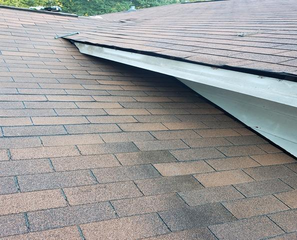 Roof repair in McDonough, GA