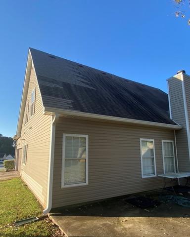 Roof repair and gutters in Riverdale, GA