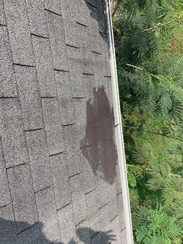 Roof leak repair in Hampton, GA
