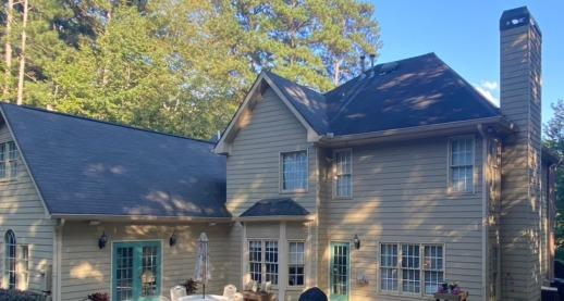 IKO Cambridge roof replacement in Sharpsburg, GA
