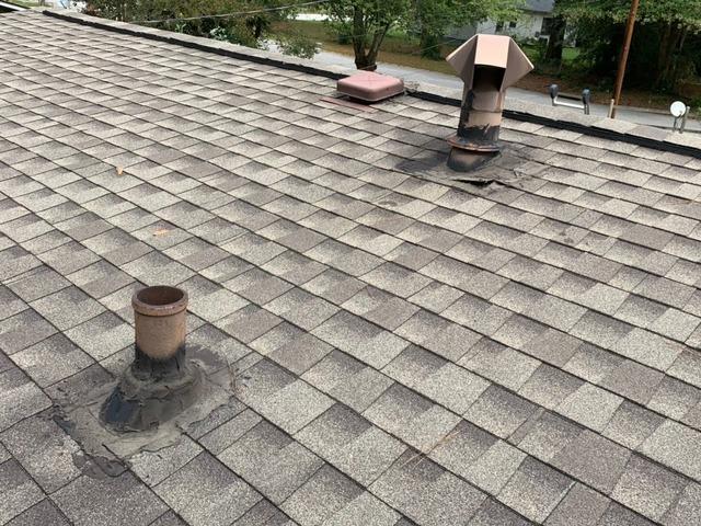Roof leak repair in Forest Park, GA
