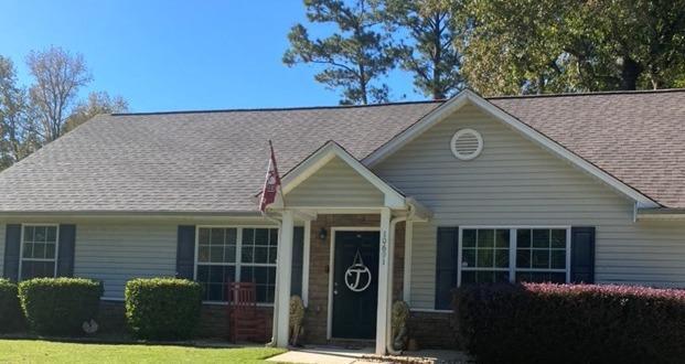 Roof replacement in Jonesboro, GA