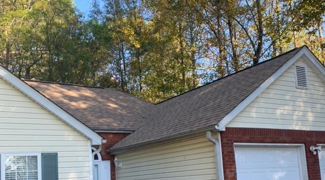 Roof replacement in Riverdale, GA