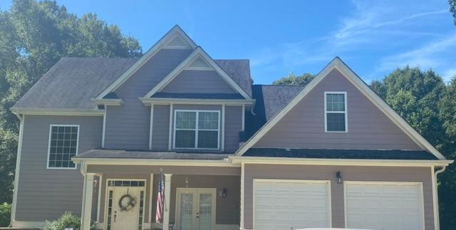Roof replacement in Griffin, GA