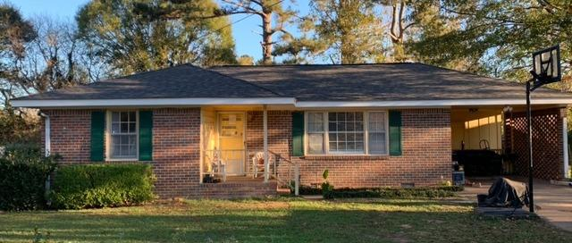 Roof replacement, painting and new gutters in Griffin, GA